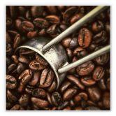Wandbild Kaffeerösterei