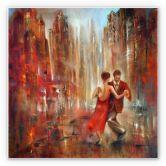 Wandbild Schmucker - Tango