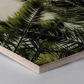 Esagoni in legno – Palme