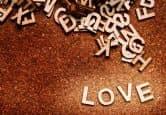 15 cm - Wooden Letters