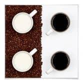Klebefolie Lavsen - White Espresso