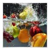 Klebefolie Erfrischendes Obst