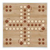 Klebefolie Brettspiel - wood