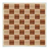 Klebefolie Schachmuster wood