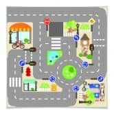 Sticker meuble - Circuit de voitures