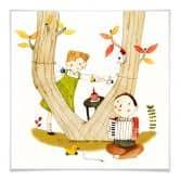 Klebefolie Loske - Picknick