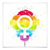 Klebefolie Buttafly - Social Movement - Female