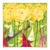 Klebefolie Blanz - Blumenwiese