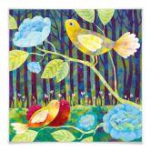 Klebefolie Blanz - Vögel im Wald
