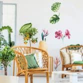 Wall sticker Kvilis - Tropical Plants