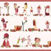 Küchenrückwand Leffler - Rosenfeen