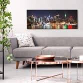 Stampa su tela - New York skyline - Panorama