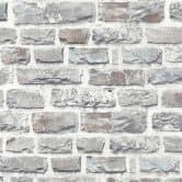 Livingwalls Vliesbehang Neue Bude 2.0 Stenen Optiek