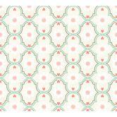 Livingwalls Vliestapete Cozz orientalische Tapete creme, grün, rosa