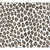 Michalsky Living Vliestapete Dream Again Tapete im Leoparden Look metallic, creme, weiß