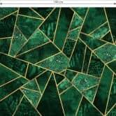 Möbelfolie Fredriksson - Dunkelgrüner Smaragd