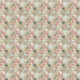 Möbelfolie, Dekofolie - abwischbar - Herzen und Blumen