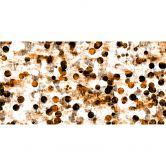 Möbelfolie, Dekofolie - abwischbar - Orange Dots