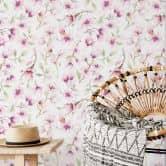 Patroonbehang UN Designs - Magnolia