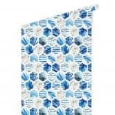 Mustertapete Watercolour - Waves
