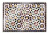 Oriental Tiles 1 - Kitchen Splashback