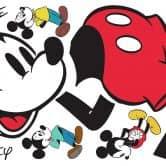 Adesivo Disney Topolino Maxi Sticker