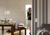 Patroonbehang Livingwalls Vliesbehang My home van Raffi Vision Beige, Bruin