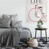 Wallprint W - Life is a beautiful Ride