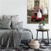 Wallprint W - Visit London