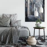 Wallprint Schmucker - Licht und Schatten