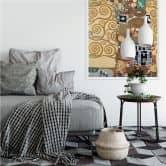 Wallprint W - Klimt - Die Erfüllung
