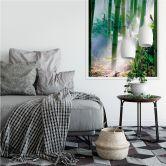 Zelfklevende Poster - Bamboo Forest