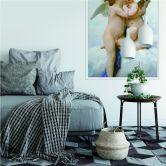 Wallprint W - Bouguereau - Der erste Kuss