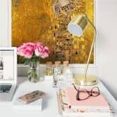 Wallprint W - Klimt - Bildnis der Adele Bloch-Bauer