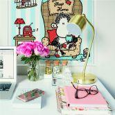 Wallprint W - sheepworld Home Sheep Home Tea Time