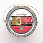 colourcourage® Premium Wandfarbe matt Fucsia de Como