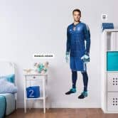 Wandsticker DFB - Manuel Neuer