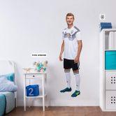 Wandsticker DFB - Timo Werner