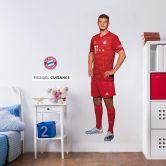 Wandsticker FCB Michaël Cuisance