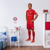 Wandsticker FCB Thiago