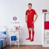 Wandsticker FCB Thomas Müller