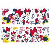 Set di stickers di Minni Mouse