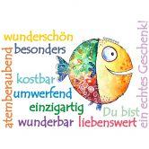 Wandtattoo Hagenmeyer - Du bist wunderbar