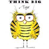 Wandtattoo Wandtattoo Hagenmeyer - Think Big
