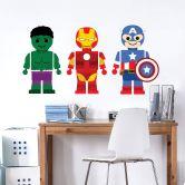 Wandtattoo Gomes - Iron Man