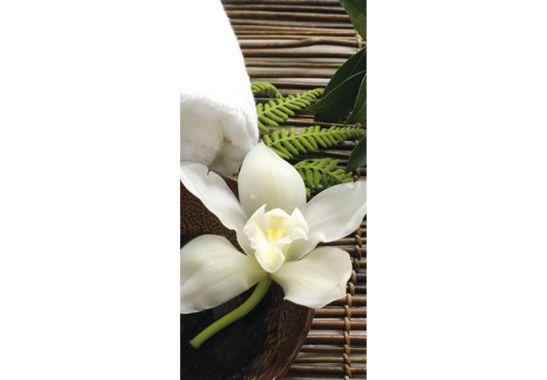 fototapete wellness orchidee wanddekoration f r ihre. Black Bedroom Furniture Sets. Home Design Ideas