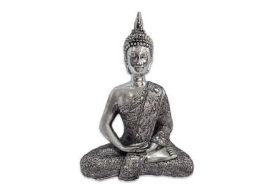 deko buddha asiatische einrichtung wall. Black Bedroom Furniture Sets. Home Design Ideas