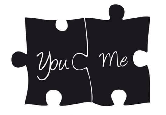 Puzzle Pieces Wall Art