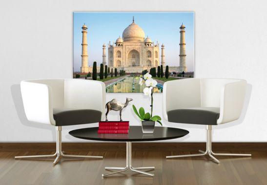 acrylglasbild taj mahal orientalische dekoration f r ihr zuhause wall. Black Bedroom Furniture Sets. Home Design Ideas
