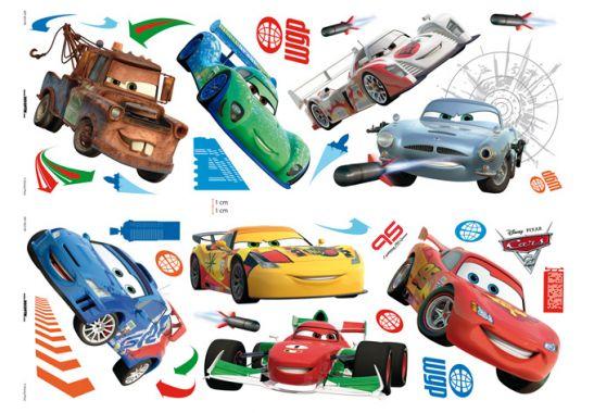Wandtattoo cars von disney wall - Wandtattoo cars ...